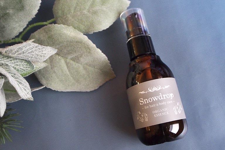 Snowdrop オーガニックエッセンス~for hair & body care~