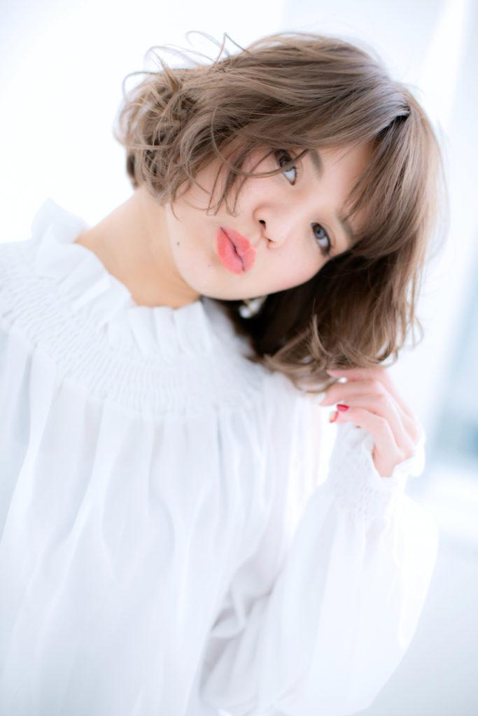 滝井 瑠美子のヘアスタイル